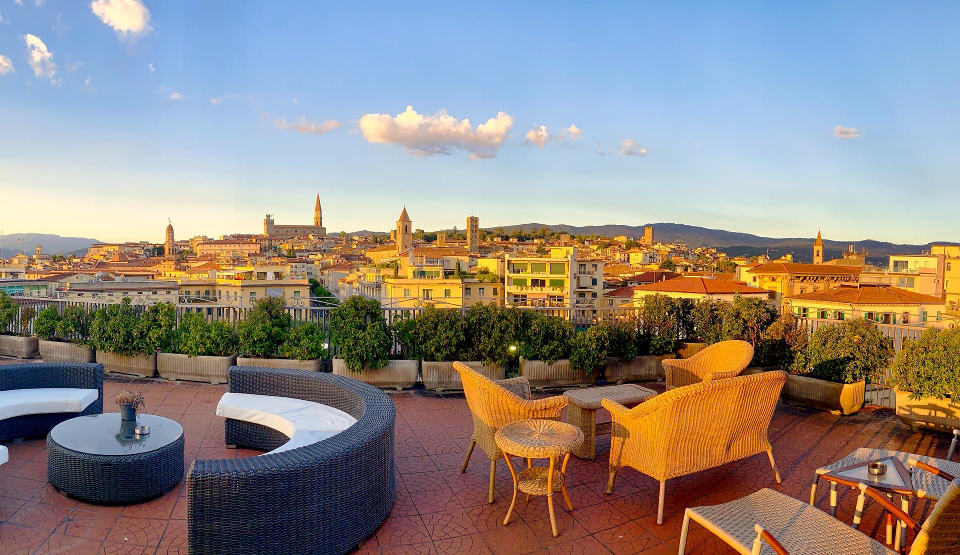 Miglior hotel ad Arezzo – Toscana
